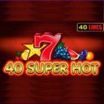 40 Super Hot Logo