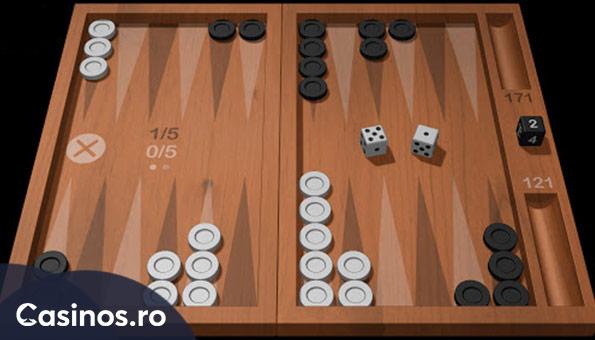 Backgammon joc de tabla