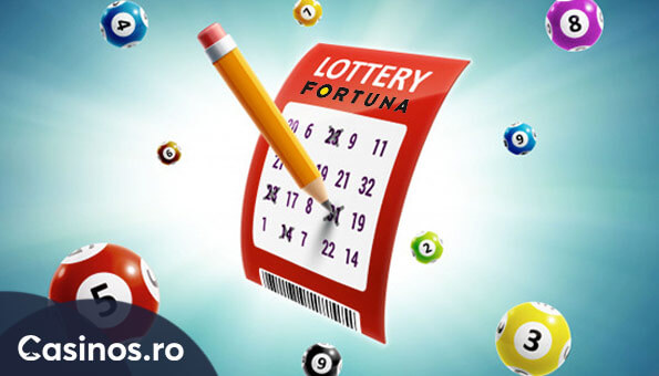 fortuna loterii online - detalii casinos.ro