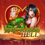 Leprechaun Goes To Hell Logo