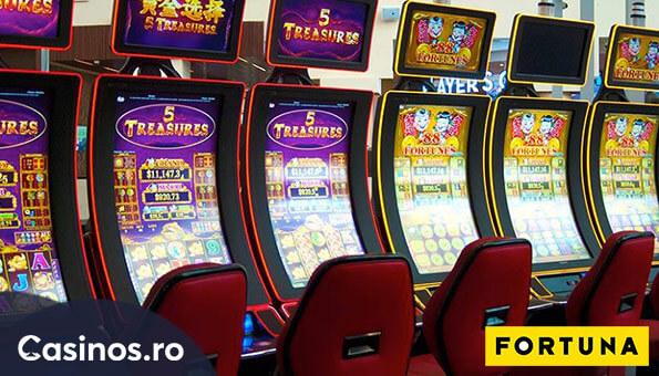 vezi jocuri pacanele la fortuna - detalii pe casinos.ro