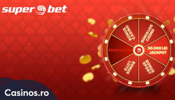 superbet oferta bonus de la casinos.ro