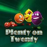 Plenty on Twenty Logo
