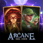Arcane Reel Chaos Logo