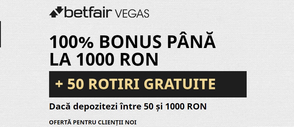betfair casino oferta bonus rotiri pe casinos.ro