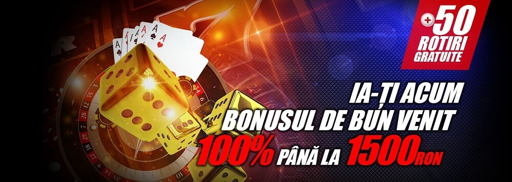 winmasters oferta bun venit pe casinos.ro