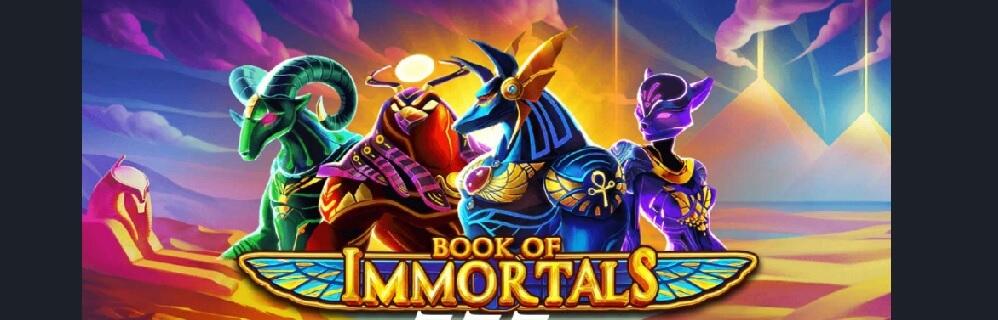 slotul online Book of Immortals