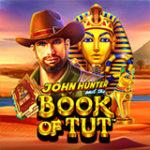 John Hunter & Book of Tut Logo